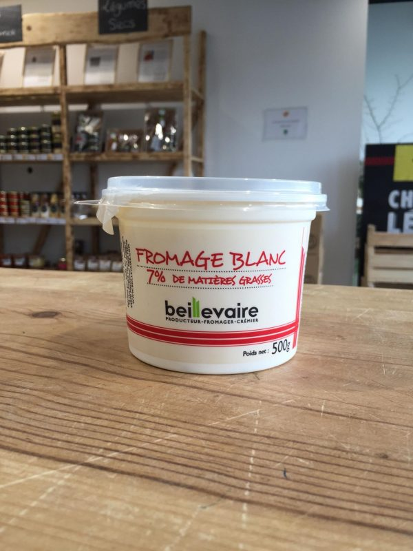 Fromage Blanc 7% (50cl) 1