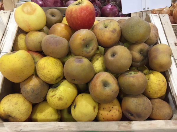 Pommes déclassées (1kg) 1