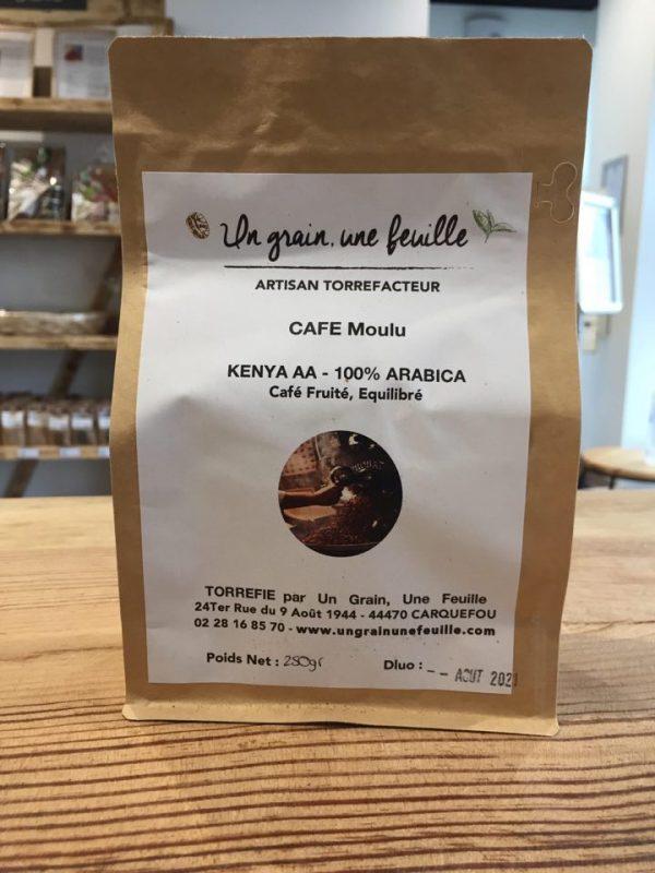 Café Moulu Kenya (250g) 1