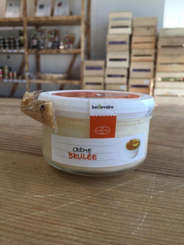 Crème Brulée (125g) 1