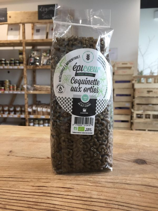 Coquinettes aux Orties (500g) 1