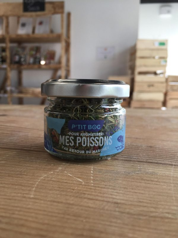 Epices mes Poissons (25g) 1