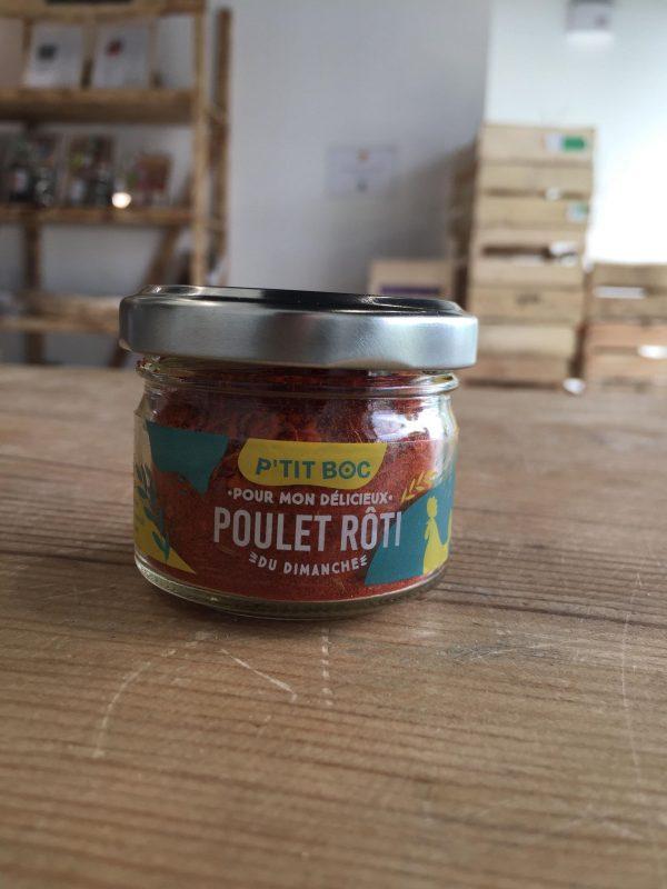 Epices Poulet Rôti (25g) 1
