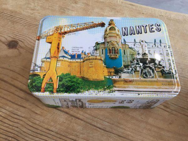 Boîte Nantes Assortiments Palets & Galettes (300g) 1