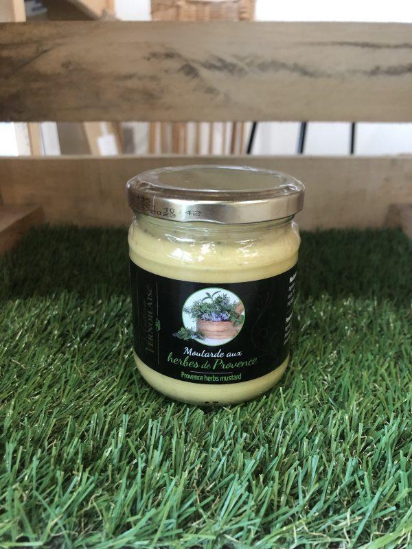 Moutarde aux Herbes de Provence (200g) 1