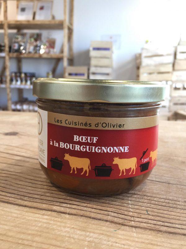 Bœuf à la Bourguignonne (360g) 1