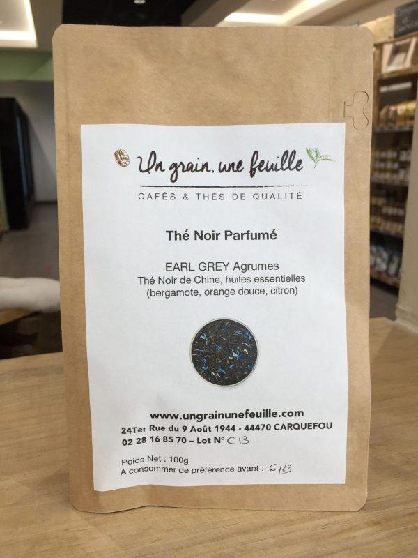 Thé Noir Parfumé (100g) 1