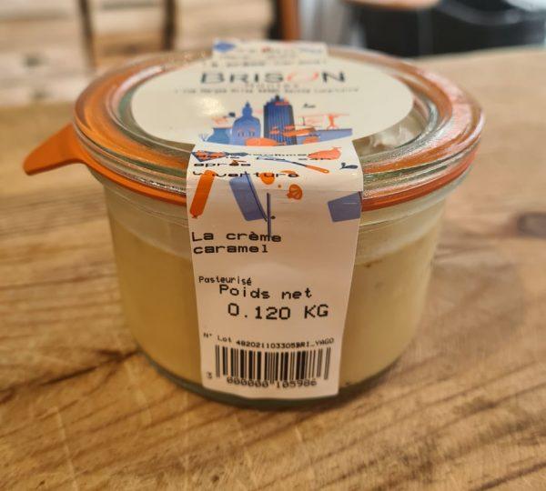 La Crème Caramel (120g) 1
