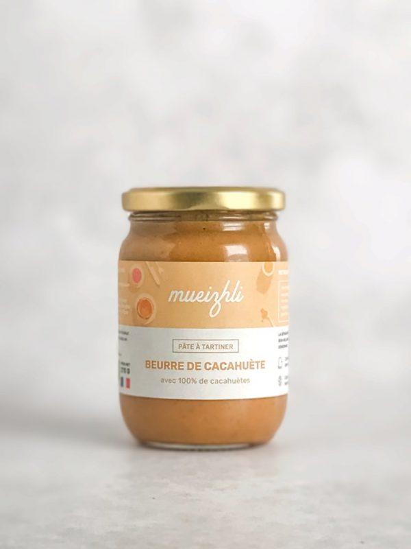 Beurre de Cacahuète BIO (270g) 1