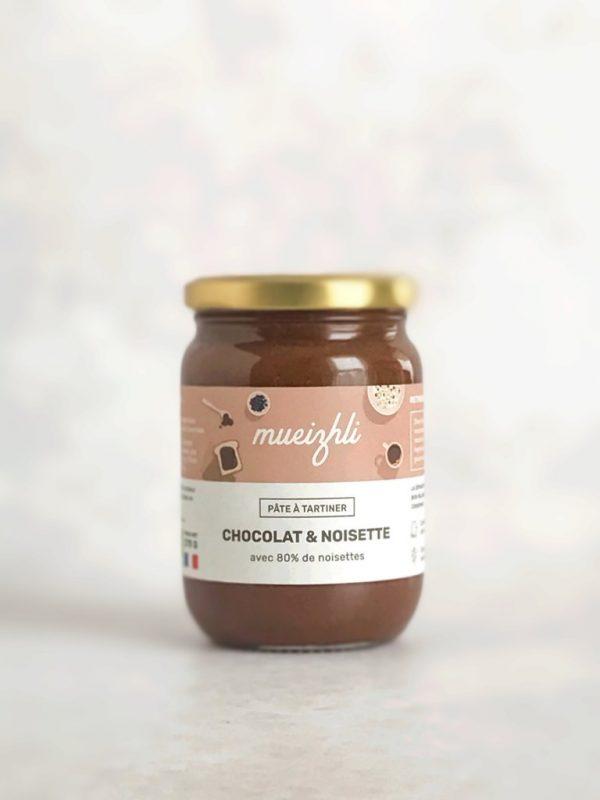 Pâte à Tartiner Chocolat & Noisette BIO (270g) 1
